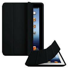 For iPad 2 3 4 Smart Wake/Sleep Leather Case Magnetic Slim Back Cover Protector