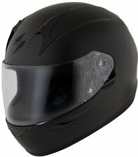 Scorpion EXO-R410 Full Face Helmet Matte Black Free Size Exchanges