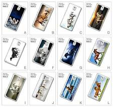 White Horses Beach Hard Back Cover Case for Samsung Galaxy Note 3 N9000
