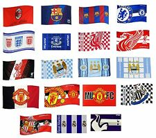 Official Football Club - FLAGS - CLEARANCE (RRP £6.99) (ALL TEAMS) LIMITED STOCK