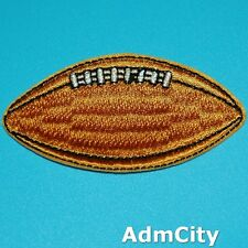 Soccer Football Sports Ball Iron Sew on Embroidered Patch Badge Transfer Clothes
