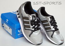 ADIDAS ORIGINALS WOMENS TRAINERS, SHOES ZX COMP W ZIP UK 4.5 to 5.5 SILVER