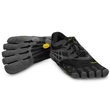 BRAND NEW Men's Vibram Five Fingers SeeYa LS 13M3801 Black-Grey-Silver Shoes