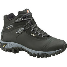 Men's Merrell Thermo 6 Waterproof Hiking Boots Black *New*