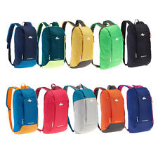 Backpack Day Pack Hiker Bag Schoolbag Camping Hiking Bicycle Outdoor Quechua 10L