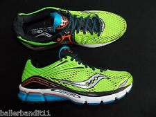 Saucony Triumph 11 mens running shoes sneakers new 20223-2 slime