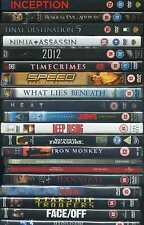 BRAND NEW DVDS - ACTION ADVENTURE SCI-FI HORROR FANTASY MYSTERY THRILLERS