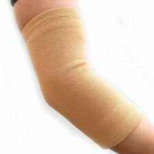 Elastic stretchy Sports arm elbow Support brace wrap Band Gym Protector sleeve