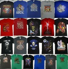 He Man Masters Of The Universe Group Skeletor Beast Man Orko Battle Cat T-Shirt