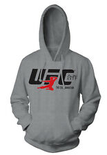 UFC Bruce Lee Collaboration Pullover Hoodie - Gunmetal Heather