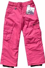 Gorgeous Girl's Billabong Beobble Pink Snow Pants. Size 14. NWT, RRP $129.99.