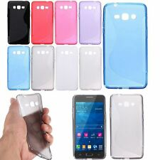 S Line Soft TPU Case For Samsung Galaxy Y/Alpha&Ace 2/4/Plus&Grand 3/Neo/Prime