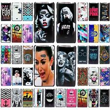 2015 New Brand Protective Phone Hard Plastic Case Cover For  Nokia lumia 625