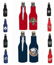 NHL Hockey Bottle Suit Koozie Drink Holder- Pick Team