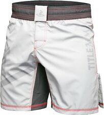 Title MMA Endurance Fight Shorts Youth & Adult Size - Grey