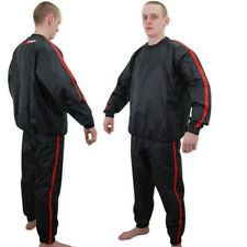 Heavy Duty Sauna Sweat Suit Gym Exercise Fitness Slimming Weight Loss Anti-Rip