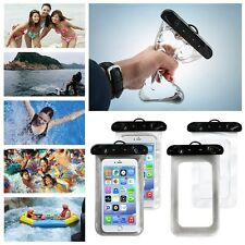 Waterproof Bag Case Cover Swimming Beach Dry Pouch For Mobile Cell Phone GPS MP3