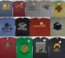 Magnum Pi P I Tv Show Tom Selleck T-Shirt