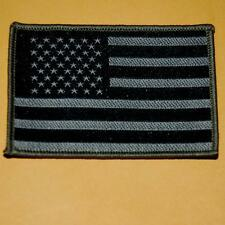 Usa Flag America Flag Sew on Embroidered Badge Patch Biker Army Emblem American