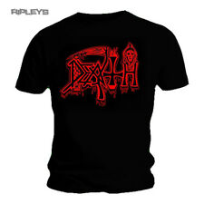 Official T Shirt DEATH Black Death Metal LIFE Will Never Last All Sizes