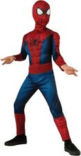 Boys Child Amazing SPIDERMAN 2 Muscle Chest  Deluxe Marvel Licensed Costume
