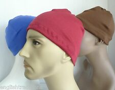 Mens CPAP Chemo Soft Comfortable Sleep Cap Beanie 6 Colors English Traditions