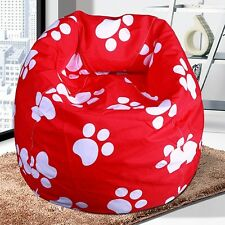 New Unisex BeanBag Indoor Bean Bag Sofa Lounge Chair Free Shipping Comfort Gifts