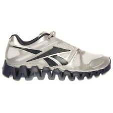 NEW REEBOK ZIGTECH ZIG DYNAMIC Running MENS Navy White Silver $110 NIB
