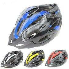 Bicycle Bike 18 Vents Road Mountain Cycling Integrally-Molded Safety Helmet