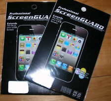 3x Clear LCD Guard Shield Screen Protector Film FOR Cell Phones 2015 new