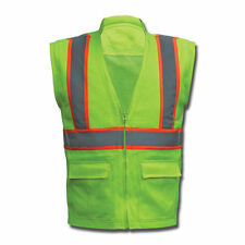 Chainsaw Vest Class 2 HI-VIS, Lightweight,Comfortable,Protect Your Upper Body