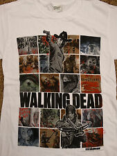 The Walking Dead Tv Show Rick Gun and Daryl Crossbow Montage T-Shirt