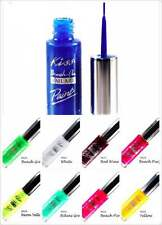 KISS NAIL ART BRUSH ON NAIL PAINT  YOU CHOOSE COLOR