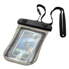 Waterproof Dry Bag Pouch Case Cover Skin W/ Stripe For  Cellphone Mobilephone