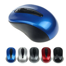 Latest 2.4G Mini Wireless Optical Mouse Mice USB 2.0 Receiver For PC Laptop