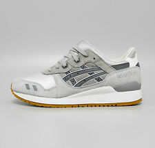 ASICS GEL LYTE III Summer Grey Mesh (EUR 39,5- 45,5) light grey white H5A1L-1311