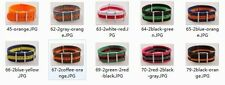NEW 22mm Army Military Fiber Watchband Woven Nylon Watch Straps Wristwatch Bands