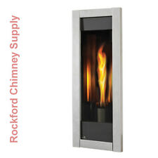 The Torch GT8  Napoleon Direct Rear Vent Gas Fireplace w/ Choice of Frame Color