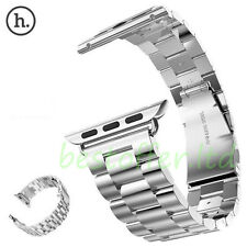 HOCO Stainless Steel Strap Watch Band + Adapter for Apple Watch /Sport /Edition