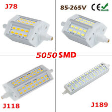 Dimmable R7S 5050 SMD Led Flood Light Bulb Lamp J78 J118 J189 Warm Cool White