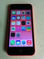 Apple iPhone 5C 16GB iOS 7 Smartphone FACTORY UNLOCKED 4G LTE - Pink