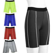Womens Compression Shorts Tights Running Base Layer lively Short Pants