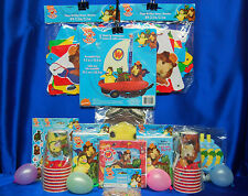 Wonder Pets Party # 13/14 Wonder Pets Party Supplies Centerpiece Napkins Masks