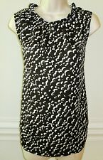 $69 Ann Taylor  Sleeveless Multi-Color Top, New