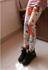 Women's Fashion Punk Funky Leggings Stretchy Pencil Skinny Sexy Pants