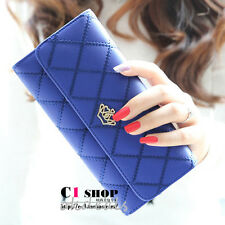 Fashion Lady Women Clutch Long Purse Leather Wallet Card Holder Handbag Bags HOT