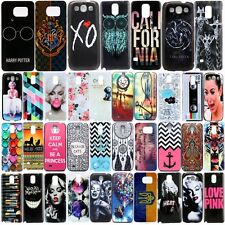 New CA Mixcolor Pattern Hard Skin Plastic Case Back Protector For Samsung Galaxy