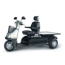 Afikim Afiscooter M 3 Wheel Mobility Scooter  7.5 mph FREE SERVICE WARRANTY