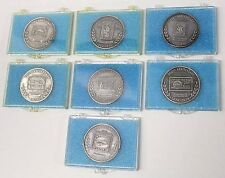 ANNIVERSARY U.S MAIL POSTAGE 24,3,10,25,2 CENT STAMP TOKEN COIN - CHOOSE ONE