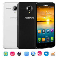 """Unlocked 5"""" Lenovo A606 Android 4.4 4G LTE FDD Cell phone Smartphone USA stock"""
